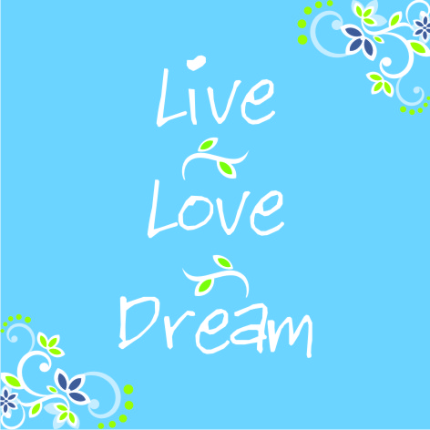 Live Love Dream Logo
